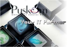 Gedung itu bernama PUSKOM : Pergerakan menuju UNS mendunia