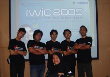 Project IWIC Road to Champion: jadikan masa depan kita tersenyum